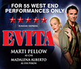 Arlon Music - MARTI PELLOW back in the WEST END!