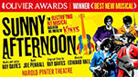 Arlon Music - SUNNY AFTERNOON WINS 4 OLIVIER AWARDS!